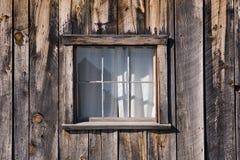 enkelt fönster Royaltyfri Fotografi