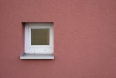 enkelt fönster Arkivbilder