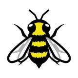Enkelt minimalist luddigt fluffigt tecken för symbol för bilogosymbol stock illustrationer