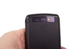 enkelt smart telefon royaltyfri foto