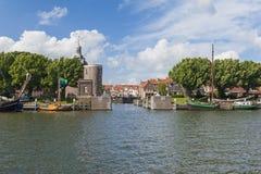 Enkhuizen die Niederlande Lizenzfreie Stockfotos