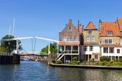 Enkhuizen - Holland Royalty-vrije Stock Afbeeldingen