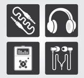 Enkla rengöringsduksymboler: Hi-fi Arkivfoton