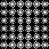 Enkla seamless mönstrar Royaltyfria Bilder