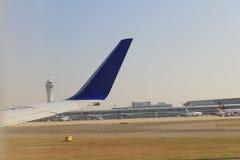 Enlevez l'aéroport international de Centrair Nagoya, Nagoya Image libre de droits