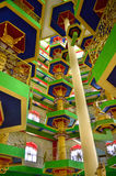 Enlightened Heart Tibetan Temple, Perak, Malaysia Royalty Free Stock Photo
