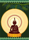 Enlightenment Buddha Stock Images