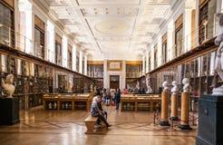Enlightenment Gallery British museum. LONDON, UK - NOVEMBER 30, 2014: Enlightenment Gallery British museum stock images