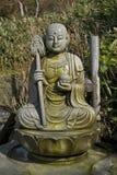 Enmeijizoson Bodhisattva, Owakudani, Japan Stock Photo
