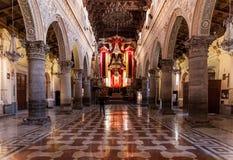 Enna, Sicilië, Italië stock afbeelding