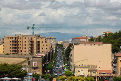 enna Sicily Zdjęcie Royalty Free