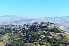 Enna-Sicily Stock Images