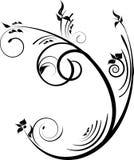 Ennegrezca el diseño decorativo libre illustration
