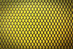 Ennegrezca el modelo del alambre del hierro Fotos de archivo