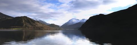 Ennerdale Royalty Free Stock Photography