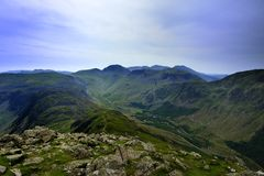 Ennerdale Royalty Free Stock Images