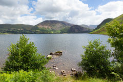 Ennerdale Lake District National Park Cumbria England uk Royalty Free Stock Photos