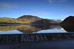 Ennerdale Spillway Royalty Free Stock Images