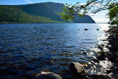 Ennerdale water Royalty Free Stock Photo