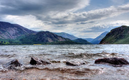 Ennerdale water Royalty Free Stock Images