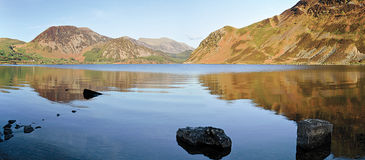 Ennerdale water Royalty Free Stock Image