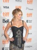 ennifer Lawrence à la première de ` de mère de ` au festival de film international de Toronto image libre de droits
