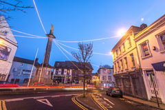 Ennis city centre Royalty Free Stock Image