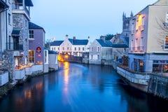 Ennis-Stadtzentrum lizenzfreies stockfoto