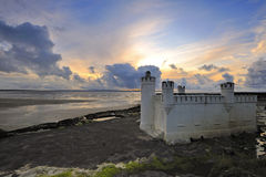 Enniscrone Stockfoto