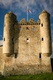 Enniskillen Schloss Grafschaft Fermanagh Nordirland lizenzfreie stockbilder