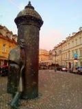 Enoa de agostoÅ - Zagreb foto de archivo