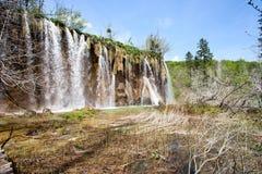 Enorm vattenfall Royaltyfri Fotografi
