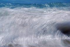 enorm wave Arkivfoton