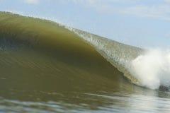 enorm wave Royaltyfria Bilder