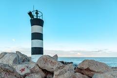 Enorma stenar på stranden fotografering för bildbyråer