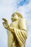 Enorme da Buda Imagens de Stock Royalty Free