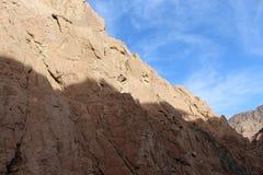 Enorme Granitfelsen Stockfoto
