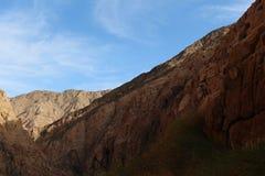 Enorme Granitfelsen Stockbild