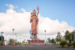 Enorme Shiva-Statue Mauritius Lizenzfreie Stockfotos