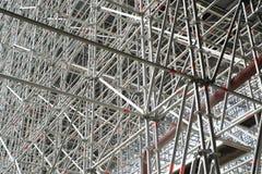 Enorme steiger voor een brug Royalty-vrije Stock Fotografie