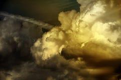 Enormer Sturm Stockbilder