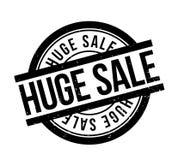 Enormer Verkaufsstempel Stockfotos