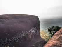 Enormous rock Stock Photography