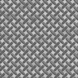 Enormous sheet of diamond plate metal Royalty Free Stock Photography