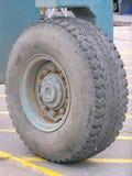 Enormt hjul Royaltyfria Bilder