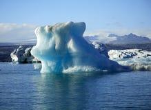 enormt isberg Arkivbilder