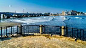 Enoshima-Strand Lizenzfreie Stockfotos