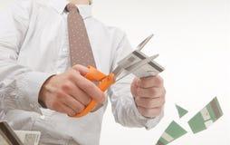 Enough debt Stock Image