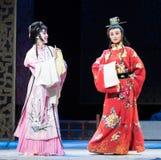 """Enquérez-vous le  de pearl†""""Red par opéra d'au sujet-Enfanter-Jiangxi Photographie stock libre de droits"""