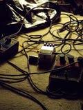 Enredo del pedal Foto de archivo